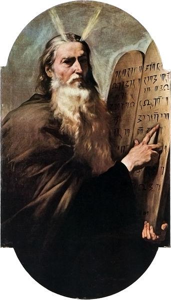 Moses - José de Ribera (1591–1652) - 1638