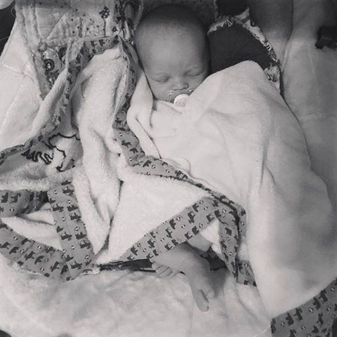 2016-04-26 Rhett Sleeping 9pm to 4am