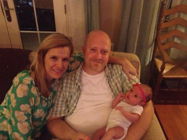 Keven, Amy & Rhory