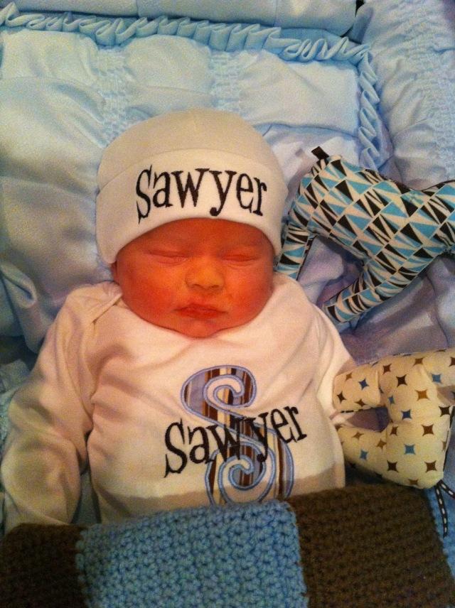 Sawyer Joshua Murphy