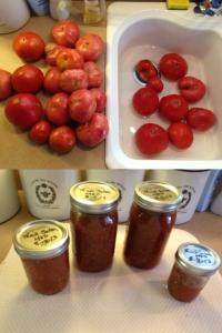 2013 Heirloom Tomatoes