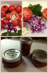 2013 Homemade Tomato Ketchup