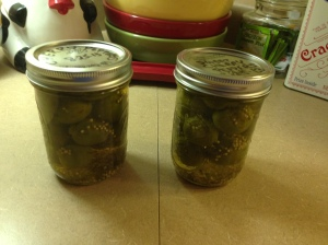2013 - Pickled Sweet Cherry Peppers