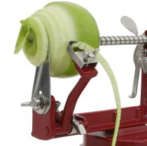 Apple Peeler in Action