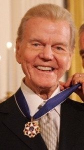 Famous ABC Radio News Commentator Paul Harvey 1919 - 2009