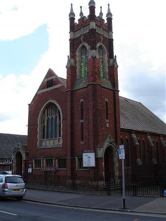 St Johns Baptist Church