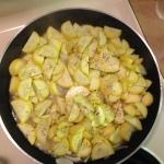 Fried Squash with Vidalia Onions
