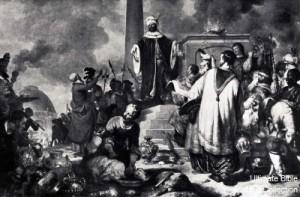 Manasseh's Idolatry
