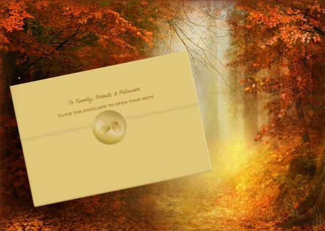 2015 Autumn Card