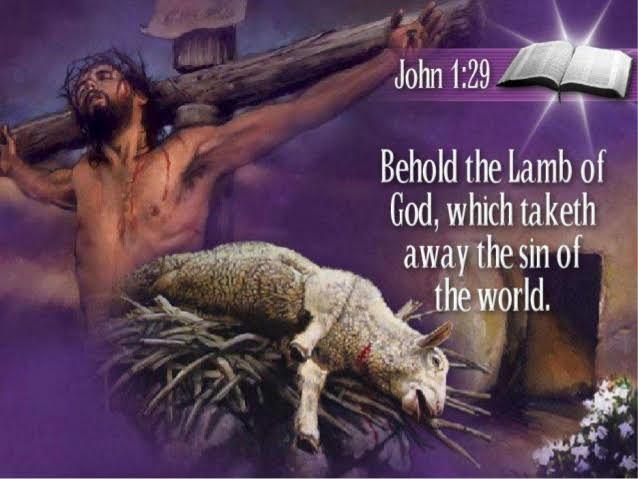 Lamb of God | jimdavenport